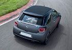 Citro�n DS3 Racing Cabrio: Ostr�ch topless budou �ty�i stovky