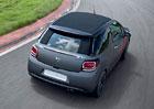 Citroën DS3 Racing Cabrio: Ostrých topless budou čtyři stovky