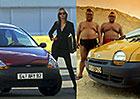 Designový retroduel: Ford Ka vs. Renault Twingo
