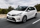 Toyota Verso 2014: Motor BMW a další změny