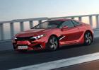 Mitsubishi Eclipse R 2015: Dravé kupé, které zůstane jen vizí