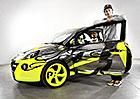 Rossiho Opel Adam už se draží, aukce končí na Štědrý den