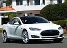 Tesla nabízí Model S v Číně, ale zatím bez jména a ceny