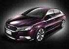 Citroën zahájil prodej sedanu DS5 LS v Číně
