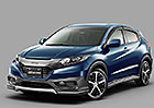 Honda Vezel Mugen: Malé SUV působí s továrním tuningem velice naštvané