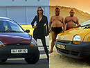 Ford Ka vs. Renault Twingo