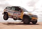Dacia Duster pojede Dakar 2014