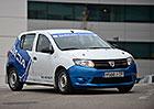 Dacia Sandero: Druhá generace míří na rychlostní zkoušky