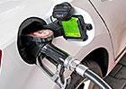 Pohonn� hmoty v �esku op�t zdra�ily, benzin se vr�til nad 28 K� za litr