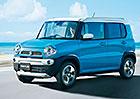 Suzuki Hustler: Koncept z Tokia už se vyrábí