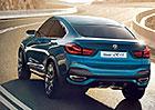 Novinky BMW v roce 2014: Nová X4, přepracovaná X6 a facelift pro X3