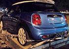 Spy photo: Nabídku Mini rozšíří pětidveřový hatchback