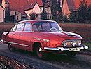 Osobní vůz Tatra napříč generacemi: Slavné karoserie v toku času