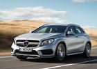 Mercedes-Benz GLA 45 AMG: Ostrý Němec v pohorkách