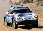 Porsche 953: 911 s pohonem všech kol vyhrála Dakar před 30 lety