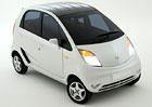 Tata Nano se potýká se slabými prodeji