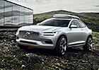 Volvo XC Coupe Concept: XC90 je za dveřmi