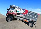 Dakar 2014: 2. etapa - šedé duny jdou ruku v ruce s překvapením (nové foto)