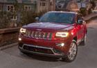 Jeep hlásí rekordní rok, loni prodal 731 tisíc aut