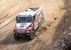 Dakar 2014: 4. etapa – Despres v problémech, Sainz předvedl show