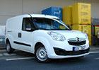 Test: Opel Combo Van L2H1 1.6 CDTI - Jednotonážník