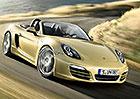 Porsche v roce 2013: Růst prodejů o 15 %, úspěch Boxsteru a Caymanu