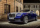 Rolls-Royce hlásí rekordní prodeje, pomohlo kupé Wraith