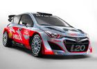 Hyundai i20 WRC čeká premiéra na Rallye Monte Carlo