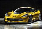 Chevrolet Corvette Stingray Z06: Žlutočerný rejnok je venku