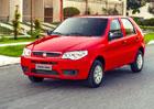 Brazilsk� Fiat Palio po drobn� modernizaci, Uno skon�ilo