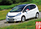 Test 100 000 km: Honda Jazz Hybrid