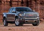 GMC Canyon: Dvojče Chevroletu Colorado přijíždí