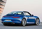 Porsche 911 Targa: Oficiální premiéra již dnes!