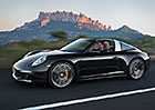 Porsche 911 Targa: Další otevřená 911 se vrací do minulosti