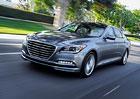 Hyundai Genesis na nových fotografiích