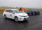 Kia Cee´d SW 1.6 CRDi vs. Toyota Auris Hybrid
