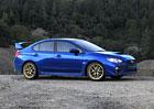 Subaru WRX STI: Velké křídlo a 2,5litrový boxer zůstávají i v nové generaci