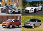 Zamyšlení: 10 aut roku 2013, která bychom rádi řídili i v roce 2014