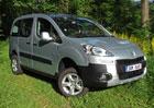 Test: Peugeot Partner 4x4 Tepee Outdoor+ ESP - Více bezpečí