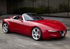 Alfa Romeo Spider přijde na trh příští rok