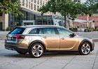 Opel Insignia Country Tourer: Nově také s pohonem jen předních kol