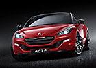 Peugeot RCZ R: V Česku od 1.025.000 korun, ostatní verze podražily