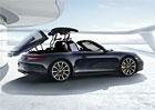 Porsche 911 Targa: Proč skládat střechu ručně, když to jde elektricky