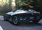 Nissan  pokračuje ve vývoji elektrosporťáku Bladeglider