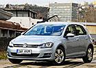 Švýcarský trh v roce 2013: Octavia stříbrná za Golfem