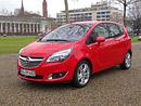 Opel Meriva: Prvn� j�zdn� dojmy
