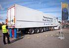 Scania odstartovala soutěž Mladý evropský řidič kamionu 2014