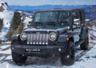Jeep Wrangler Sahara Unlimited Vilner: Pro Temného rytíře