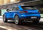 Porsche svolá asi 60.000 Macanů kvůli problému s přívodem paliva