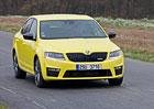 Škoda Octavia byla na evropských trzích v roce 2013 úspěšná